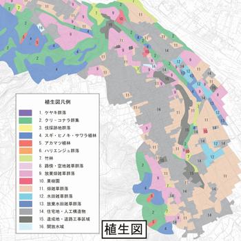 地理情報解析(GIS解析)
