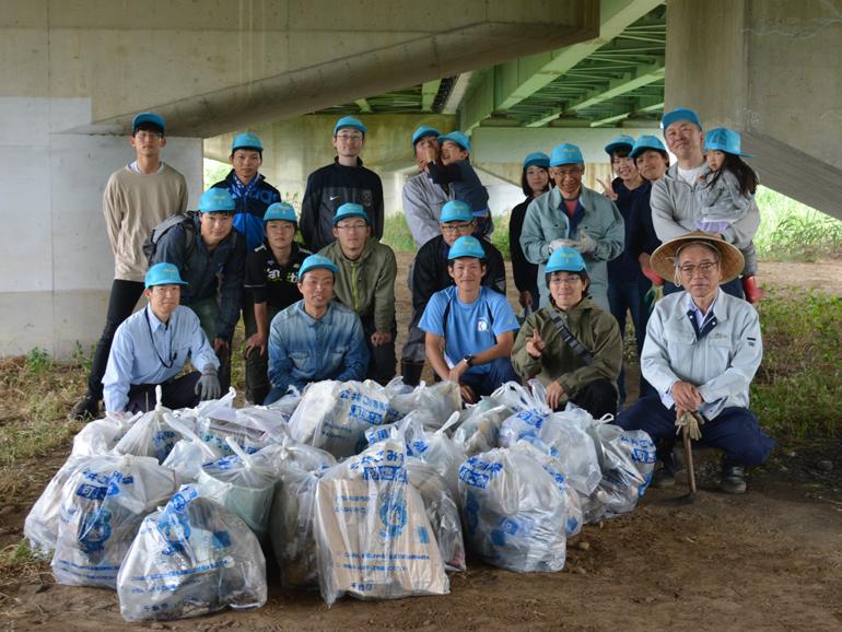 2017千曲川クリーン作戦